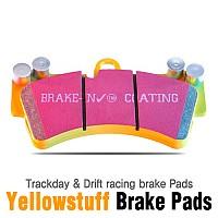 영국[EBC 브레이크] Yellowstuff/옐로우스터프 브레이크 패드 RACING CALIPER BREMBO F40/F50/모노블럭[레이싱 캘리퍼 브렘보]