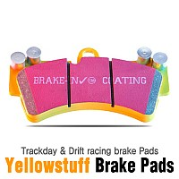 영국[EBC 브레이크] Yellowstuff/옐로우스터프 브레이크 패드 RACING CALIPER STOPTECH ST22/ST40/ST45/ST60[레이싱 캘리퍼 스탑텍]