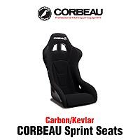 [CORBEAU] 코뷰 스프린트 시트 카본/케블라/튜닝시트/버킷(버켓)시트/FIA 인증