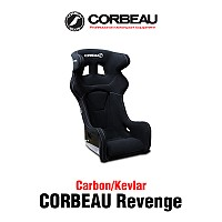 [CORBEAU] 코뷰 리벤지 시트 카본/케블라/튜닝시트/버킷(버켓)시트/FIA 인증