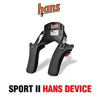 [Simpson] sport 2 HANS DEVICE/스포츠 2 한스 디바이스/레이싱 경추(목)보호대/FIA 인증