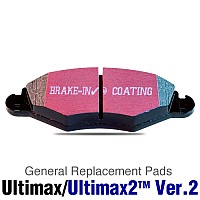 영국[EBC 브레이크] Ultimax/Ultimax2/얼티맥스2 브레이크 패드/레간자