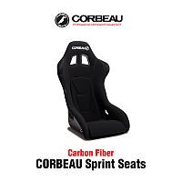 [CORBEAU] 코뷰 스프린트 시트 카본 파이버/튜닝시트/버킷(버켓)시트/FIA 인증