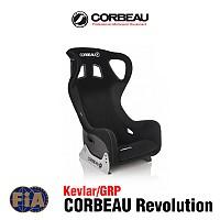 [CORBEAU] 코뷰 레볼루션 시트 케블라/GRP/튜닝시트/버킷(버켓)시트/FIA 인증